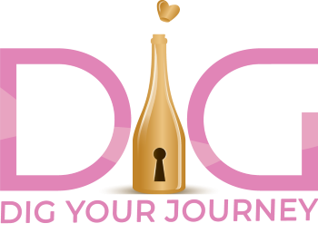 DIG Your Journey Logo